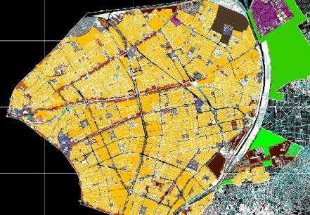 نقشه کاداستر اصفهان-منطقه 10