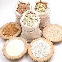 تولید انواع آرد با درجات مختلف
