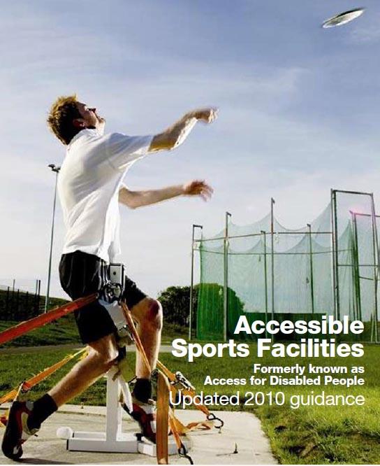 استاندارد های طراحی ورزشی برای معلولین-کتاب مرجع بین المللی-Accessible Sports Facilities
