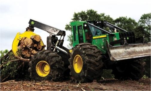 پاورپوینت بهره برداری جنگل در ایران و دیگر کشورها