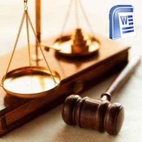 دانلود مقاله حقوقی با عنوان تعقیب در قوانین ایران (جهات شروع، شرایط، موانع، سقوط) - word