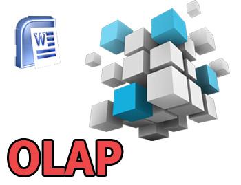 دانلود مقاله رشته کامپیوتر با عنوان Olap چيست و چگونه كار ميكند - word