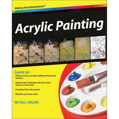 آموزش نقاشی با اکریلیک
