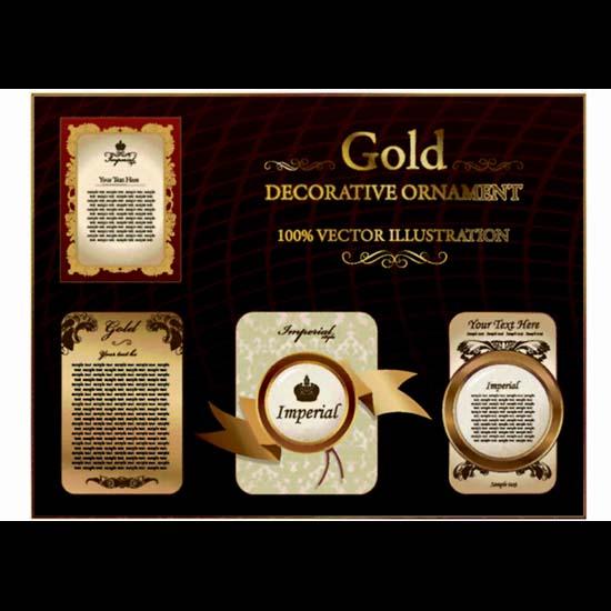 Gold Vintage - 2