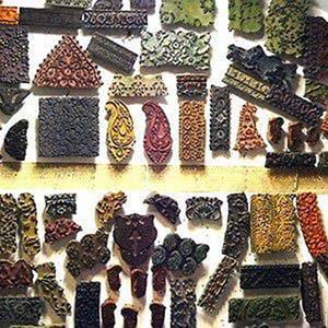 مقاله آشنایی با هنر های سنتی ایران :    هنر قلمکار