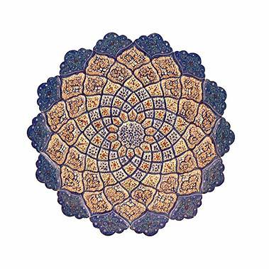مقاله آشنایی با هنر های سنتی ایران :    هنر مینا