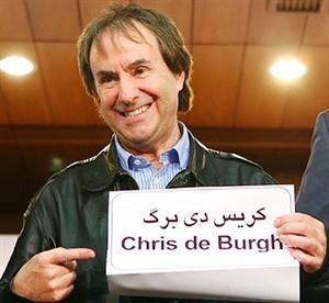 آکورد و تبلچر آهنگهای Chris De Burgh