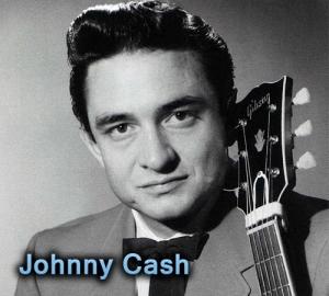 آکورد و تبلچر آهنگهای Johnny Cash