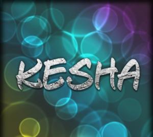 آکورد و تبلچر آهنگهای Kesha