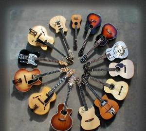 همه چیز درباره گیتار