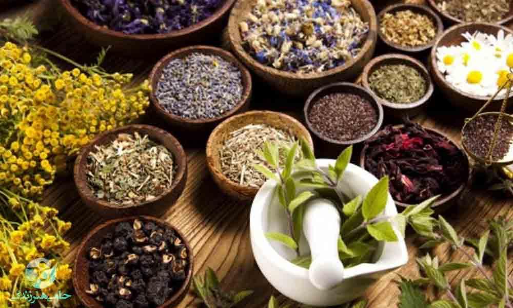 طرح جابر گیاهان دارویی