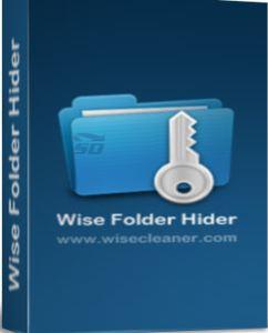 دانلود نرم افزار مخفی سازی فولدر  Wise Folder Hider 3.15