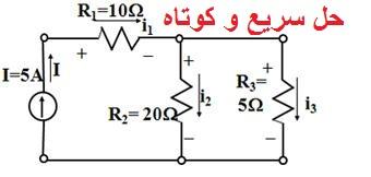 روشهای تستی حل مسایل مدار1