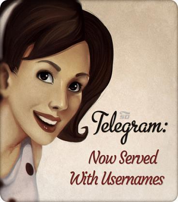 آموزش جستجوی نام کاربری وهزاران دوست در تلگرام