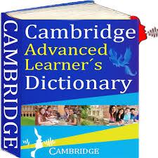 نرم افزار دیکشنری کمبریج پیشرفته