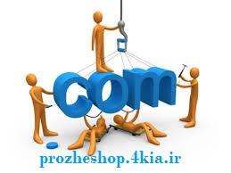 پروژه طراحی وب سایت با ASP