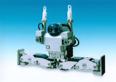شبيهسازی يک ربات دونده