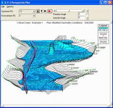 آموزش نرم افزار HEC-RAS