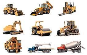 جزوه درس ماشين آلات ساختماني و راهسازي