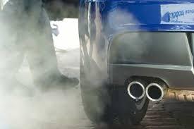 عيب يابي موتور از طريق رنگ دود اگزوز