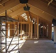 کاربرد چوب در ساختمان