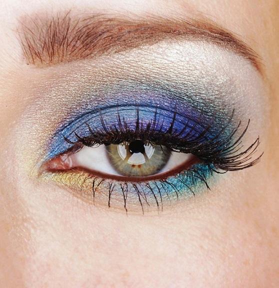 آموزش تصویری بیش از 500 نوع مدل آرایش چشم و ابرو