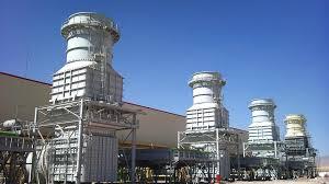 گزارش کارآموزی نیروگاه گازی