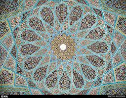 تزیینات معماری مساجد ایران
