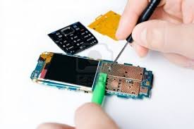 گزارش کارآموزی تعمیرات موبایل