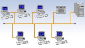 LAN و توپولوژی های شبکه