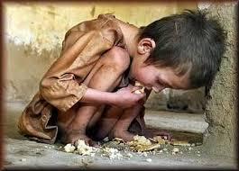 تحقیق فقر و گرسنگی