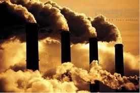 مقاله برق بعنوان آلاینده