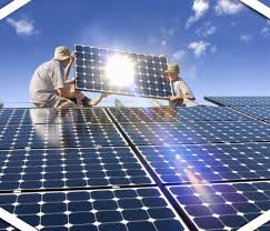 انرژی خورشیدی(انرژی فتوولتایک)