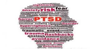 اختلال استرس پس از سانحه