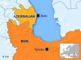 ژئوپلیتیک مرز ایران وکشور آذربایجان