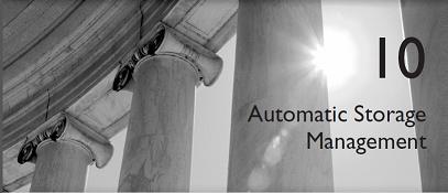 automatic storage managment