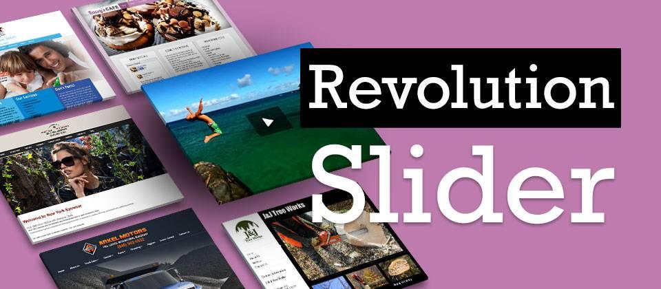 Unite Revolution Responsive Slider 4.6.96 b4