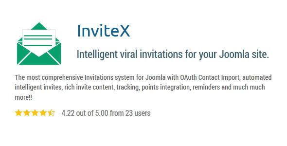 InviteX 2.9.8
