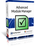 افزونه No Number Advanced Module Manager PRO 5.3.9 - J!3.x