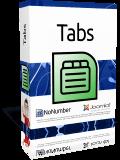 پلاگین تب ساز nonumber tabs نسخه  5.1.10