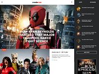JA Moviemax - قالب اورجینال Joomlart