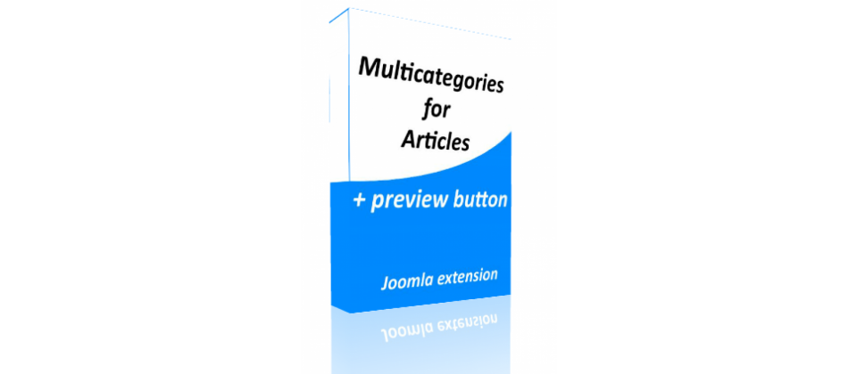 نمایش یک مطلب در چند مجموعه برای جوملا CW Multicategories 3.5.1