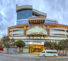 پاورپوینت هتل در 25 اسلاید کاربردی و کاملا قابل ویرایش