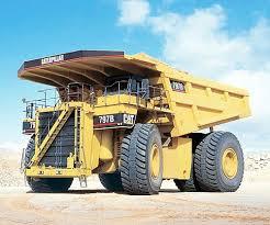 دانلود  پاورپوینت ماشین آلات راهسازی و ساختمانی - کامیون ها