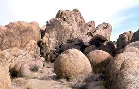 تحقیق  زمین شناسی هوازدگی سنگ ها