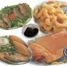 دانلود تاریخچه غذاهای دریایی در دنیا و ارائه دستور پخت یکی از آنها
