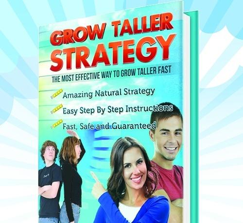 کتاب استراتژی افزایش قد