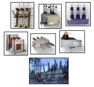 آشنایی کتمل با انواع کلیدهای فشار ضعیف،فشار متوسط،سکسیونر،فیوزها و دهها مورد کاربردی دیگر