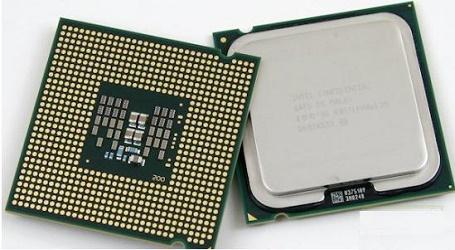 تاریخچه انواع پردازنده ها