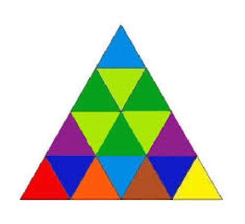 تحقیق و بررسی درباره ی مثلث هاي رلو